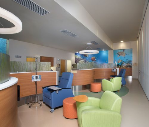 Pediatric Infusion Renovation