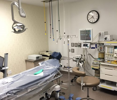 Dental, Vision, ENT & OMFS Renovation
