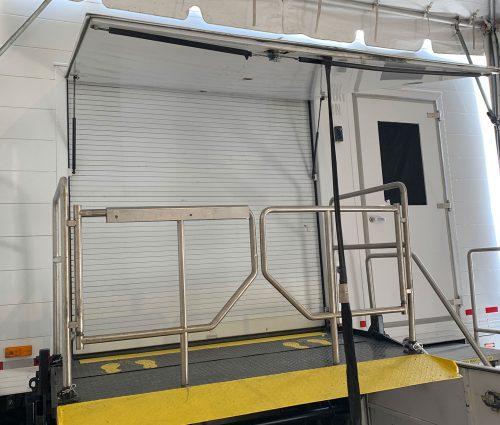 Temporary CT Enclosure