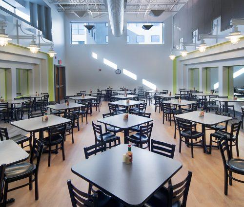 Servery, Dining Room & Kitchen Renovations