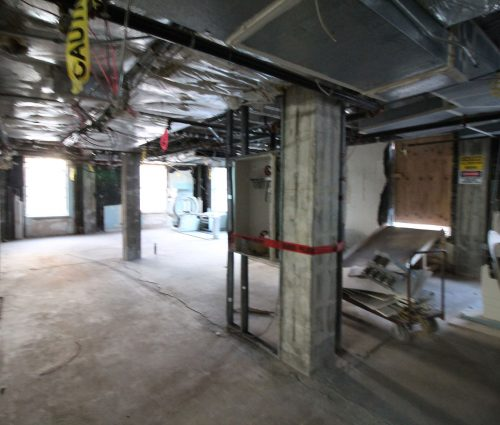 2nd Floor Demo Hospital Area