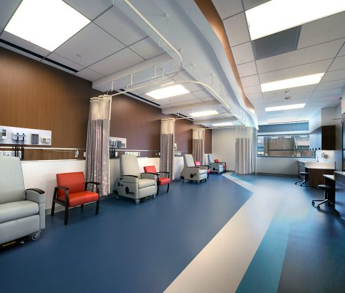 5th & 6th Floor Laboratory and Clinic Fit Out
