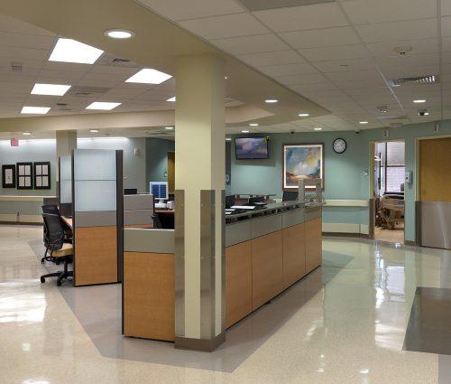 4th Floor Unit 4A Hospital Renovation