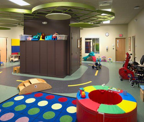 Pediatric Rehab