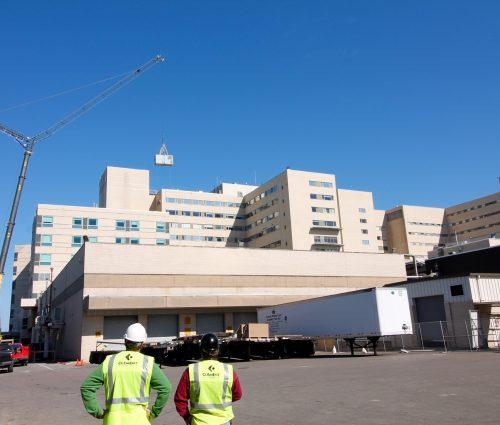 10th Floor Hospital 34 Bed Med Surg Unit