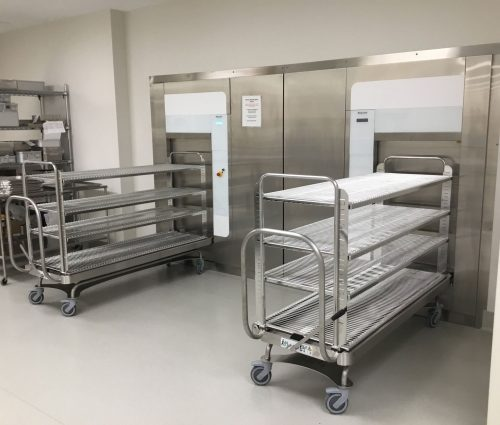 Sterile Processing Department New Construction